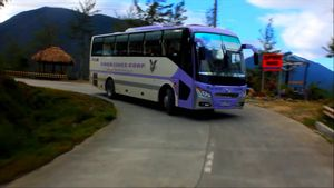 Sagada to Manila - Tourist Bus by Coda Lines_3