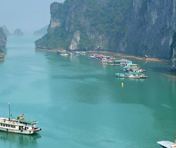 Hanoi to Halong Bay