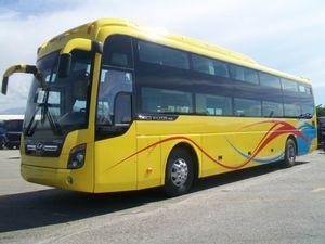 Nha Trang to Hoi An - Local sleeping Bus by Vietnam Transports_0