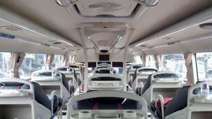 Nha Trang to Hoi An - Local sleeping Bus by Vietnam Transports_1