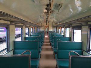 Vientiane to Bangkok - Second Class Train by Thai Railways_4