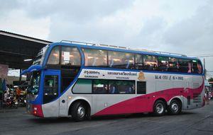 Bangkok to Vientiane - Tourist Bus by Naga Travel_0