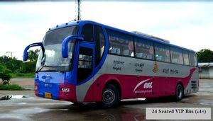 Koh Samui to Bangkok - Tourist Bus+Ferry by Naga Travel_0