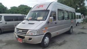 Bagan to Mandalay - Van Minivan by Moe Thout Tun Express_0