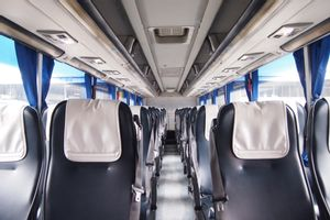 Bangkok to Pattaya - Economy Bus by Roong Reuang Coach_1