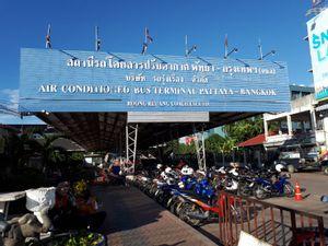 Pattaya to Bangkok - Economy Bus by Roong Reuang Coach_4