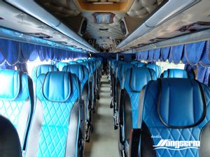 Ao Nang to Koh Samui - High Speed Bus+Ferry by Songserm_1