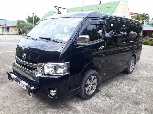 Banaue to Manila - Standard Minivan - 6 PAX by Flyeast_0