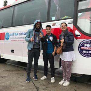 Cat Ba Island to Hanoi - Economy Bus by Cat Ba Express_1