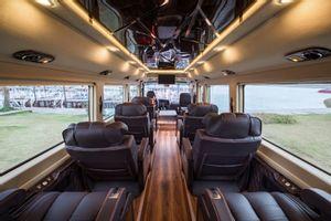 Hanoi to Halong Bay - Luxury Bus by Rosa Eco Bus_0