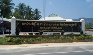 Krabi to Koh Samui - Standard Bus+Ferry by Phantip Travel_2