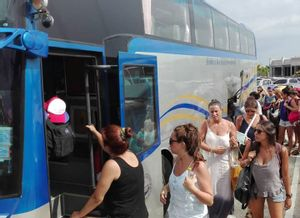 Koh Phangan to Krabi - Standard Bus+Ferry by Phantip Travel_0
