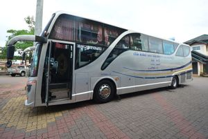 Suratthani to Phuket - Standard Bus by Phantip Travel_4