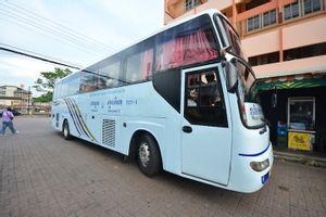 Koh Phangan to Ao Nang - Standard Bus+Ferry by Phantip Travel_4