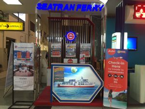 Koh Tao to Nakhon Si Thammarat - High Speed Bus+Ferry by Seatran Discovery_3