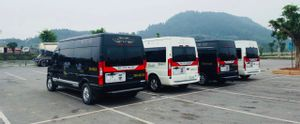 Sapa to Hanoi - Luxury Minivan by Green Lion Bus_1