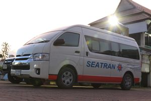 Koh Phangan to Ao Nang - High Speed Bus+Ferry by Seatran Discovery_1