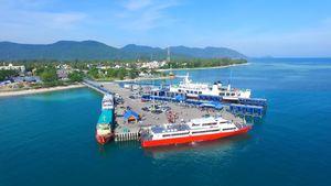 Koh Phangan to Koh Samui - High Speed Ferry by Seatran Discovery_2