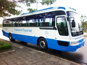 Ho Chi Minh (Saigon) to Da Lat - Local sleeping Bus by The Sinh Tourist_0
