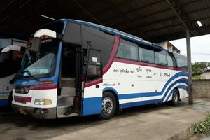Phuket to Ranong - Express Bus by Rungkit Tour_1