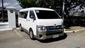 Cebu to Daanbantayan - Standard Minivan - 14 PAX by Cebu Trip Rent A Car_2