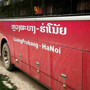 Hanoi to Luang Prabang - Local sleeping Bus by Khanh Sinh Tour_1