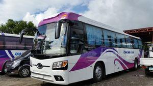 Baguio to Banaue - Tourist Bus by Ohayami Trans_1
