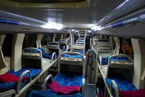 Hanoi to Hue - Local sleeping Bus by The Sinh Tourist_1