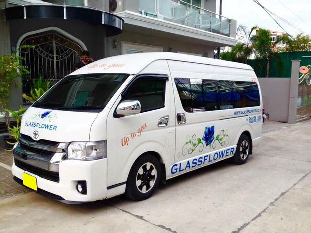 Bangkok to Trat - VIP Minivan - 9 PAX by Glassflower_0