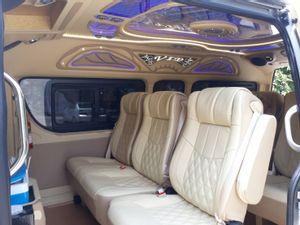 Jomtien to Bangkok - VIP Minivan - 9 PAX by Bangkok Taxi 24_1