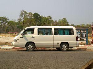 Preah Vihear to Siem Reap - Van Minivan by AVT - Asia Van Transfer_0