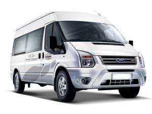 Cat Bi International Airport, Haiphoung (HPH) to Hai Phong - city center - Standard Minivan - 6 PAX by Hoi An Express_0