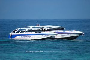 Koh Muk to Koh Kradan - Speedboat Ferry by Bundhaya Speedboat_0