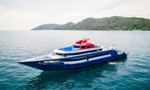 Koh Phi Phi to Phuket - First Class Ferry by Andaman Wave_0