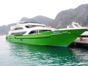 Bangkok to Koh Phi Phi - VIP Bus+Ferry by Thai Sriram_3