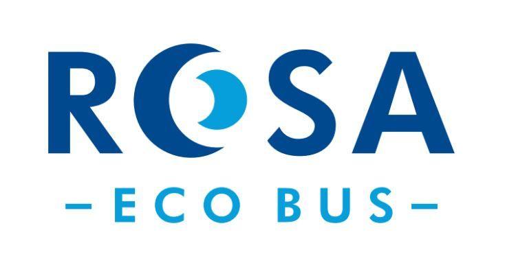 Rosa Eco Bus logo