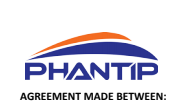 Phantip Travel logo