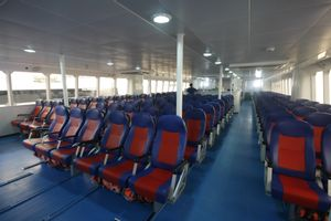 Koh Tao to Koh Samui - High Speed Ferry by Lomprayah_1