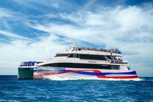 Koh Phangan to Koh Samui - High Speed Ferry by Lomprayah_0
