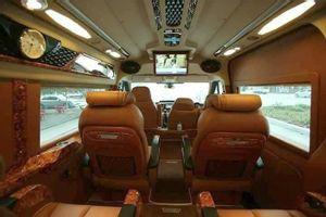 Ninh Binh to Hanoi - Luxury Minivan by Khanh An Limousine_2