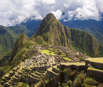 Cusco to Machu Picchu