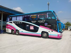 Ranong to Bangkok - VIP Bus by Choke Anan Tours_2