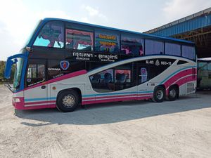 Ranong to Bangkok - VIP Bus by Choke Anan Tours_0