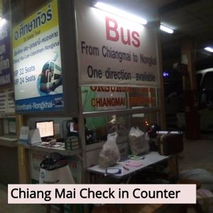Chiang Mai to Nong Khai - Tourist Bus by Orsuksa Tour_4