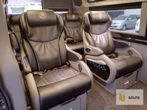 Hanoi to Halong Bay - Luxury Minivan - 9 PAX by Azura_0