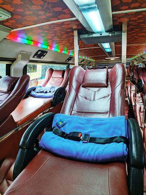 Ha Giang to Hanoi - Local sleeping Bus by Group Tour Company_4