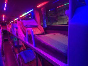 Phnom Penh to Siem Reap - Semi-Sleeper Bus by Mey Hong Transport_2