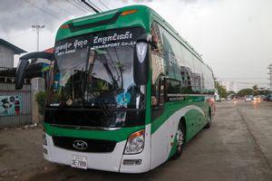 Phnom Penh to Siem Reap - Semi-Sleeper Bus by Mey Hong Transport_3