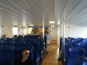 Split to Hvar - High Speed Ferry by Krilo (Kapetan Luka)_3