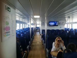 Split to Hvar - High Speed Ferry by Krilo (Kapetan Luka)_2